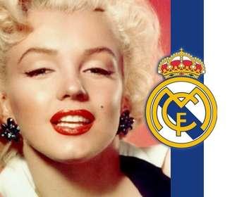 Mettez le bouclier et les couleurs du Real Madrid avec votre photo!