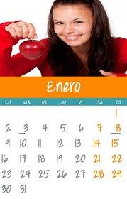 Créateur de calendriers de tout mois et année