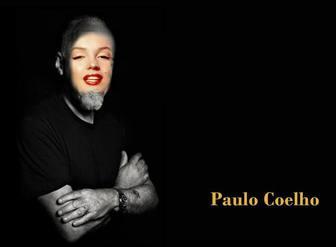 Mont Paulo Coelho à écrire vos rendez-vous drôle.