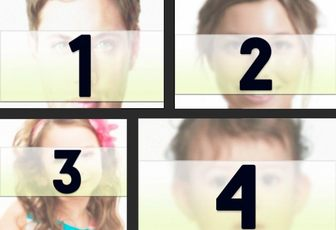 collage avec 4 images separees par un cadre noir ou vous pouvez placer des images differentes differentes tailles et appliquer un filtre photo et ajouter du texte