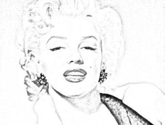 effet ligne crayon dessin style pour convertir vos photos