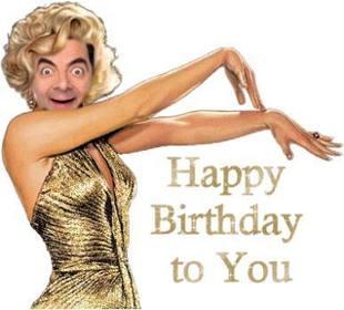 Carte danniversaire Joyeux Anniversaire Marilyn Monroe personnalisable.