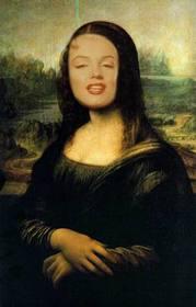 Photomontage de Mona Lisa de mettre en ligne votre visage