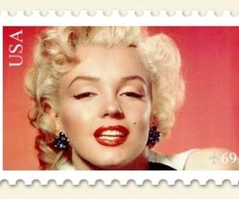 Collage de mettre votre photo sur un timbre à faire en ligne.