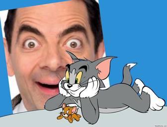 Votre photo avec Tom et Jerry avec en ligne effet photo cette photo effet de parfait pour les enfants qui aiment le dessin animé Tom et Jerry, où vous pouvez modifier leffet Télécharger les photos facile et lenregistrer sans problème.