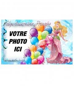 Photo Montage Pour Creer Une Carte Postale A Feliciter L Anniver Photoeffets