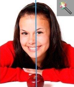 Correction du niveau de filtre automatique pour les photos. Corriger la balance des couleurs dune photo en ligne sans avoir à installer quoi que ce soit