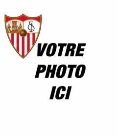 """Sevilla foot avatar de l""""équipe pour vos médias sociaux comme photos de profil Facebook, Twitter ou Instagram"""