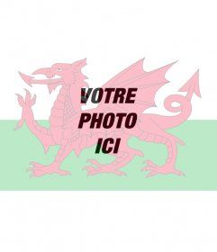 Mettez le drapeau du Pays de Galles dans vos photos comme