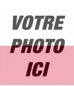 Filtre en ligne drapeau de la Pologne à ajouter sur vos photos