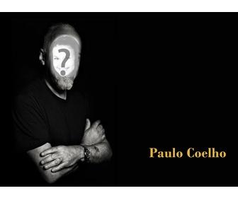 Mont Paulo Coelho à écrire vos rendez-vous drôle