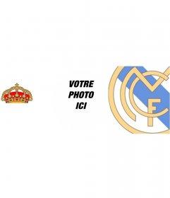Photo de couverture personnalisable pour Facebook de Real Madrid