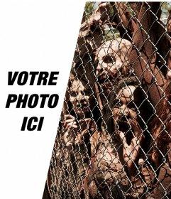 Si vous voulez être entourer de zombies puis téléchargez votre photo ici