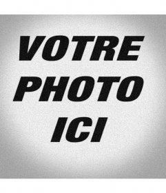 Ajouter un filtre type de bruit vintage avec vos photos