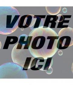 Ajouter bulles à vos photos avec ce filtre gratuit
