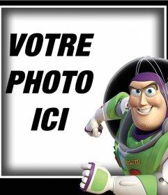 Effet photo avec Buzz Lightyear de télécharger une photo