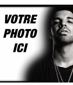 Téléchargez votre photo avec Drake éditer cet effet photo en ligne