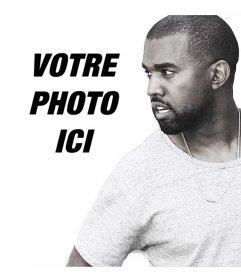 Effet photo avec Kanye West pour modifier avec votre Effet photo