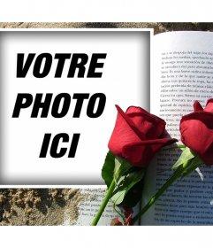 Romantique effet photo pour montrer votre amour pour quelquun