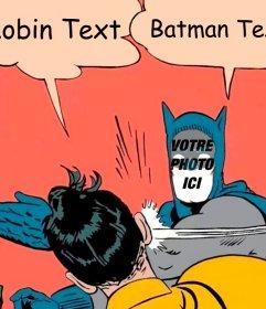 Photomontages ditable du m me de batman et robin pour votre photo et photoeffets - Image de batman et robin ...
