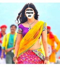 Devenir une actrice de Bollywood avec ce