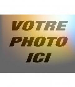 """Filtre d""""image de lumière et de couleurs pour modifier en ligne votre photo"""
