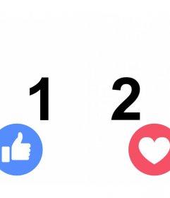 Téléchargez la photo de ce que vous aimez et ce que vous aimez à cet effet Photo effet
