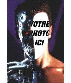 Photomontage de mettre votre visage dans Terminator