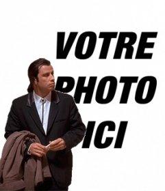 Meme Travolta confus pour mettre votre image de fond. #TravoltaConfused