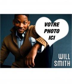 Collage de Will Smith avec votre photo