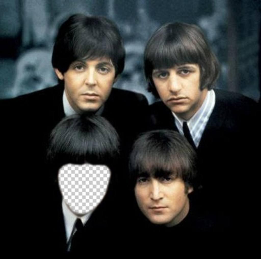 Avec cet effet en ligne vous apparaîtra comme lun des Beatles
