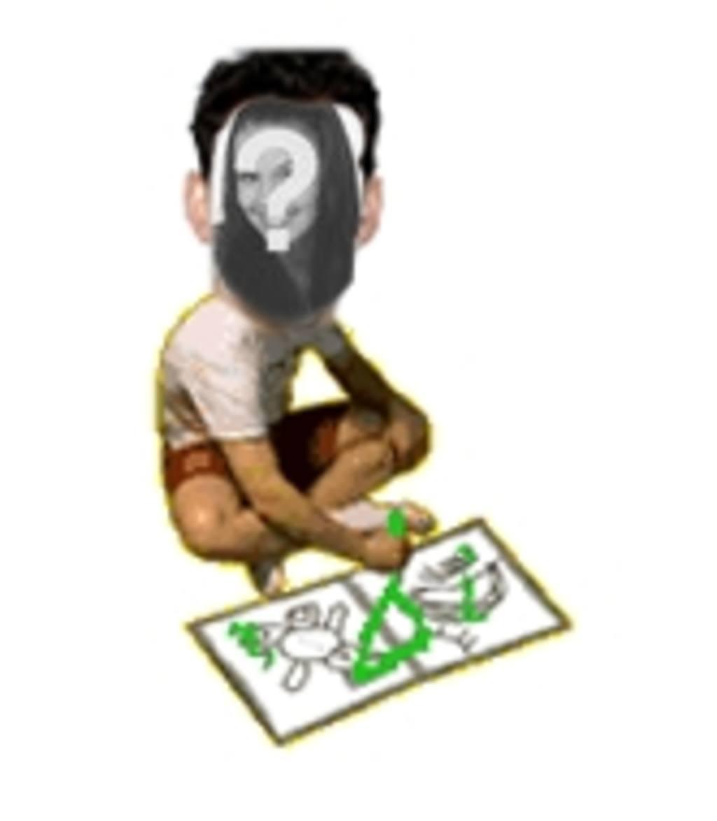 """Belle montage photo animé de dessin d""""enfant, pour amuser vos amis. Télécharger une photo, encadraient un visage et vous avez cette animation"""