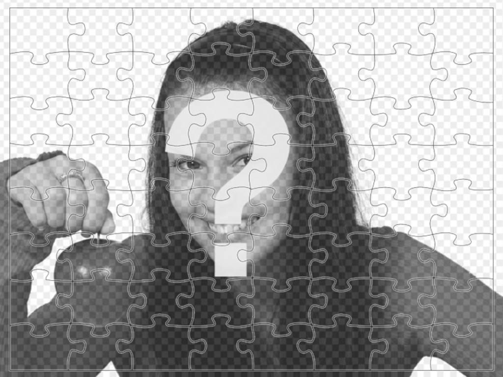 Crée un puzzle personnalisé avec la photo de votre choix et vous aurez quelle sera prête à imprimer et découper en quelques étapes simples