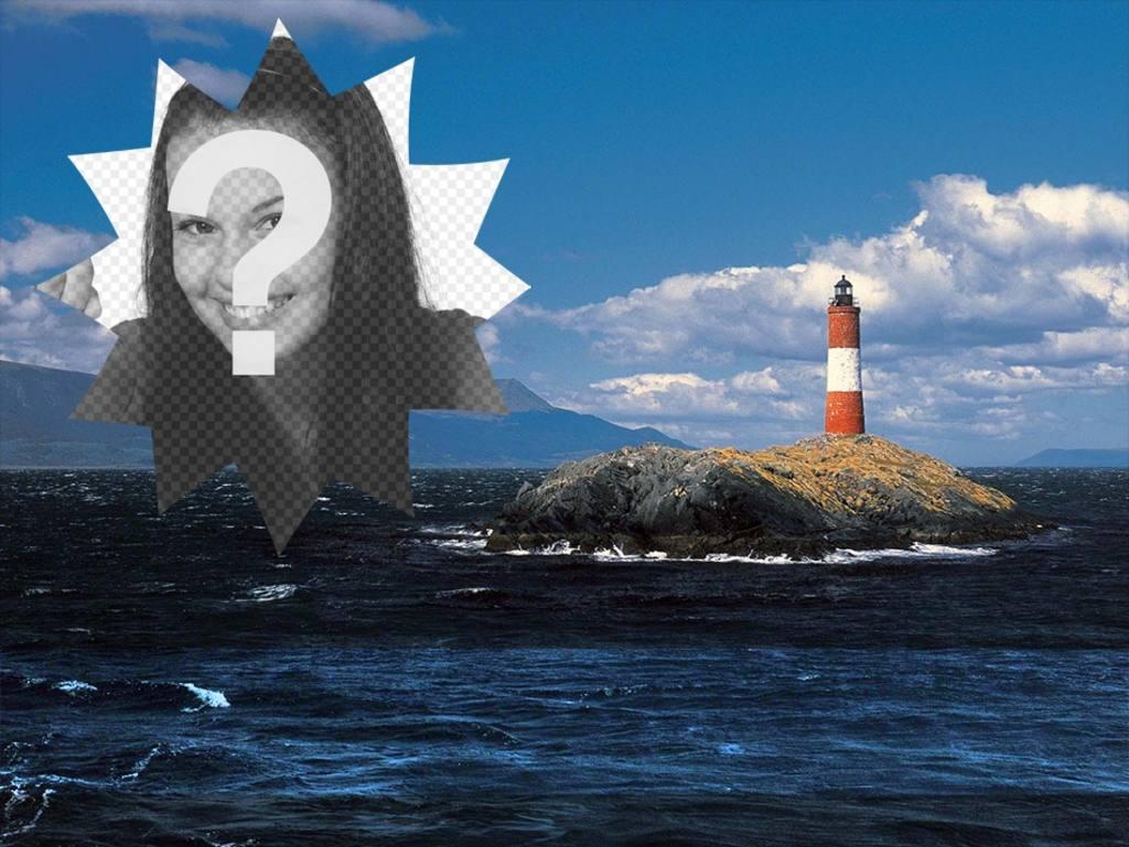 Mer postal à Ushuaia, Tierra del Fuego