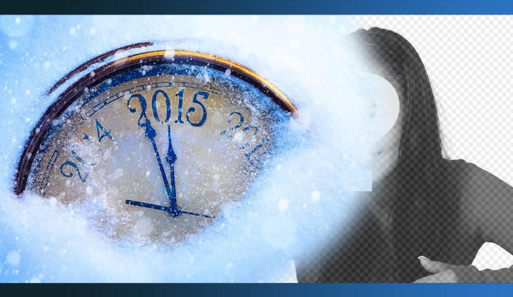 Spécial Nouvel An 2015 photomontage