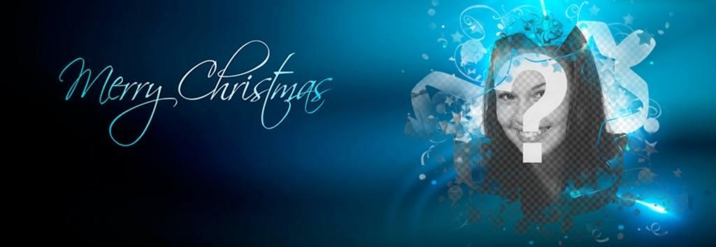 Facebook couvre Joyeux Noël à personnaliser en ligne
