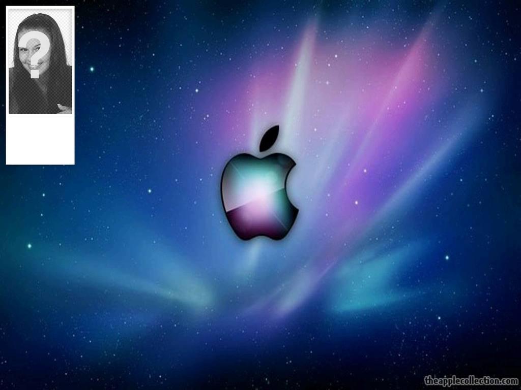 """Twitter fond d""""écran et une image de la apple léopard des neiges de fond"""