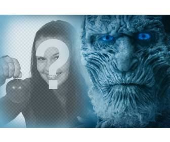 effet walker white game of thrones