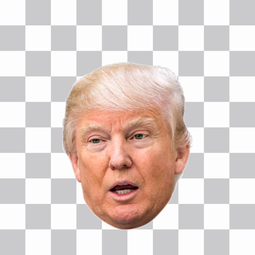 Echangez votre visage avec Donald Trump sans télécharger quoi que ce soit